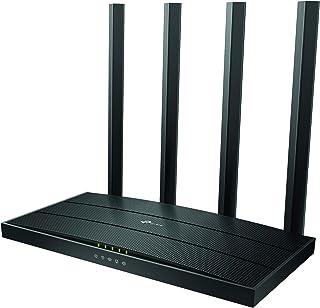 TP-Link WiFi 無線LAN ルーター 1900AC規格 1300+600Mbps MU-MIMO ビームフォーミング iphone SE 対応 3年保証 Archer C80/A