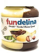 Fundelina Chocolate Hazelnut Banana Spread 13 oz