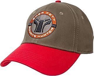 قبعة Star Wars Boba Fett باونتي Hunter القابلة للتمدد باللون البني