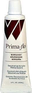 Weber Primaflo Acrylic Matte, 60ml, Burgundy