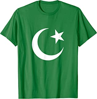 Pakistan Independence Day Shirt Patriotic Flag Crescent Moon