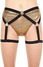 iHeartRaves Women's Strappy Adjustable Leg Body Wrap Harness