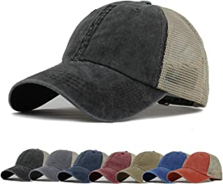 83eee4b90 Amazon.com: black trucker hat - Last 90 days / Accessories / Men ...