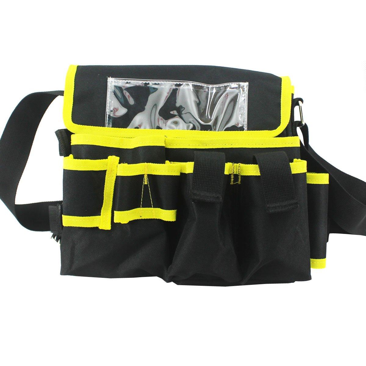 665多機能容量ポケットツールポケットバッグショルダーバッグ電気修理ハードウェア収納袋