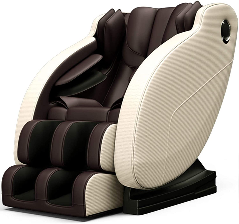 TXYJ Massage Limited time trial price Now on sale Chair Zero Gravity Shiatsu Electric Full Mass Body