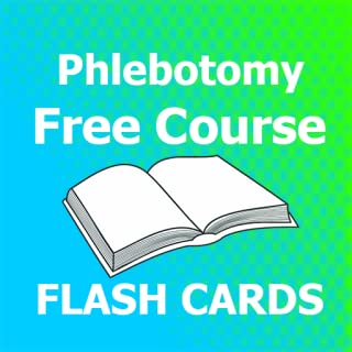 Flashcards For Phlebotomy Free Course 2018 Ed