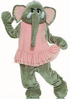 Forum Deluxe Plush Elephant Mascot Tutu
