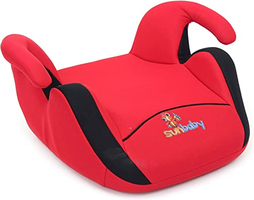 Sunbaby Car Seat for Baby (Red)