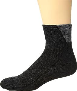 Hiker 1/4 Socks Cushion