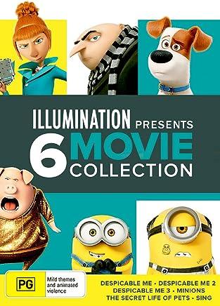Illumination Pack: Despicable Me / Despicable Me 2 / Despicable Me 3 / Minions / The Secret Life of Pets / Sing