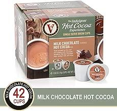 Victor Allen Coffee, Milk Chocolate Hot Cocoa Single Serve Cups, 42 Count