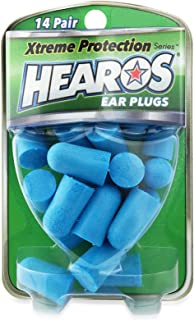 Hearos Ear Plugs Xtreme Protection Series 14 Count, Pack of 1