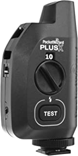PocketWizard PlusX Wireless Radio Flash Remote Trigger