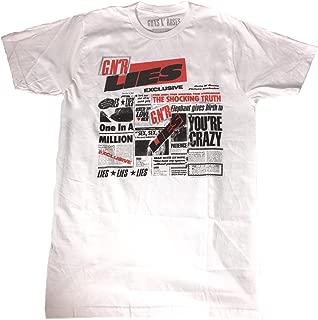 Guns N' Roses G N' R Lies Men 's T-shirt