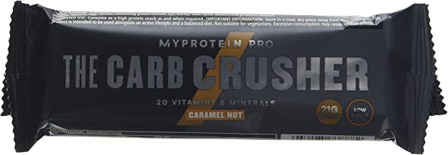 Myprotein The Carb Crusher 60 g Caramel Nut Estimated Price : £ 19,93