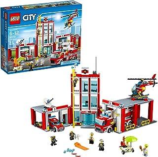 LEGO City Fire Station 60110 Multicolor