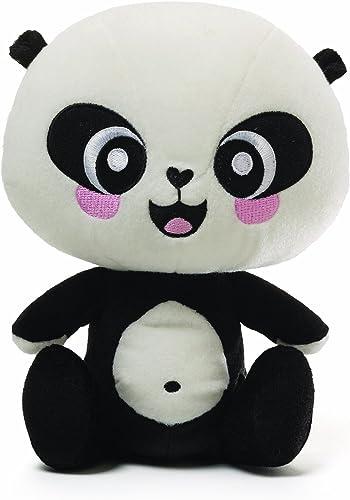 Gund-Peluche-Panda Assis-Lil'en peluche - 10  - New Soft Toys 4040360 sous licence