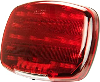 Blazer International Trailer & Towing Accessories Pack of 12 Blazer C6355-12 LED Red Magnetic Emergency Light with Work Light-12 Pack