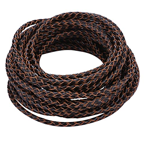 Jewellery Maker 5m various colours Leather Cord Approx 2mm for one only decide