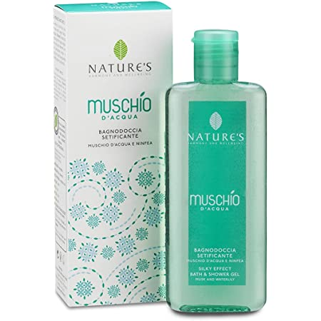 Bios Line Muschio d'Acqua Bagnodoccia Setificante - 50 ml