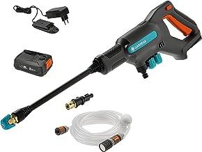 Gardena Draadloze center-hogedrukreiniger Aquaclean 24 / 18V P4A Ready-To-Use Set