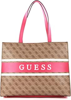 Guess Borsa shopper Monique tote latte/pink BS21GU54 SP789423