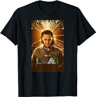 Marvel Loki Series Poster Camiseta