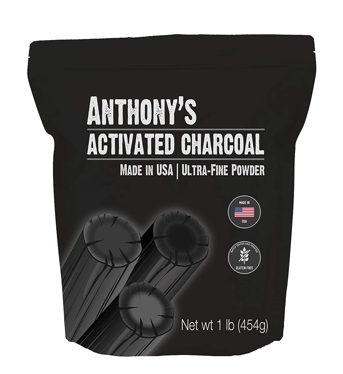 Anthony's Activated Charcoal