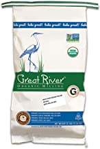 Great River Organic Milling, Oatmeal, Quick Rolled Oats, Organic, 25-Pounds (Pack of 1)