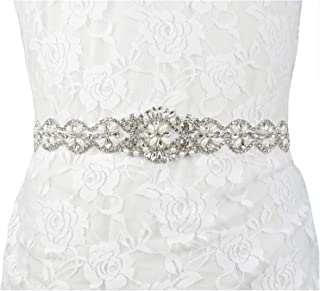 Best wedding dress belt ideas Reviews