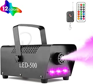 Jdr Fog Machine With Controllable Lights