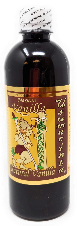 Austin Mall Usumacinta Pure Mexican Vanilla Ounces Amber 16.8 Recommendation