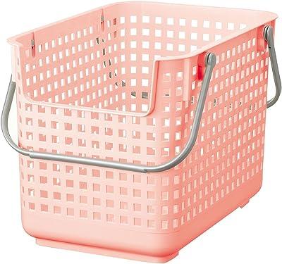 Like-it Basket スタッキングベース ピンク LB-06