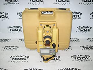 Topcon DT-209L Optical Digital Theodolite w/Laser and Carrying Case DT-200