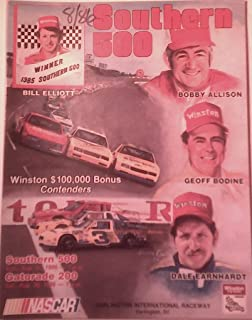 Best 1986 southern 500 Reviews