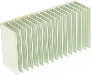 Wingostore Heat Sink Cooling Module Aluminum Heatsink Cooler Fin (3.9