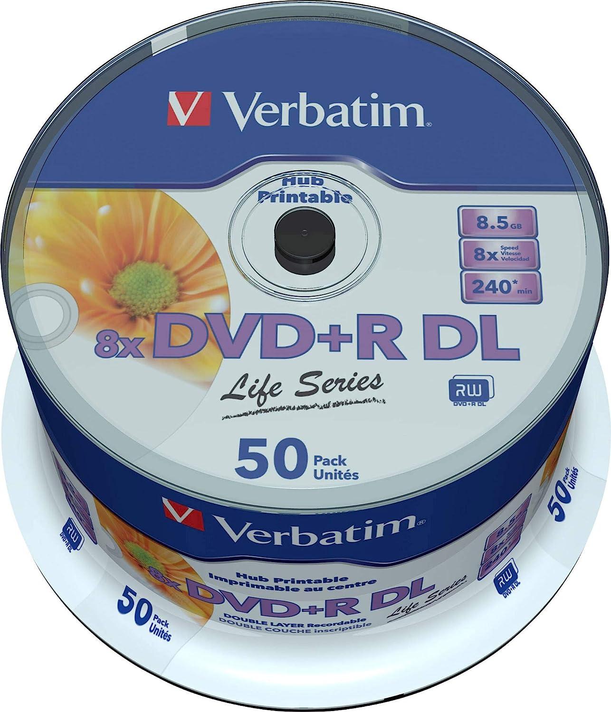 Verbatim Dvd Double Layer Dvd R Dl 8 5 Gb Computer Zubehör