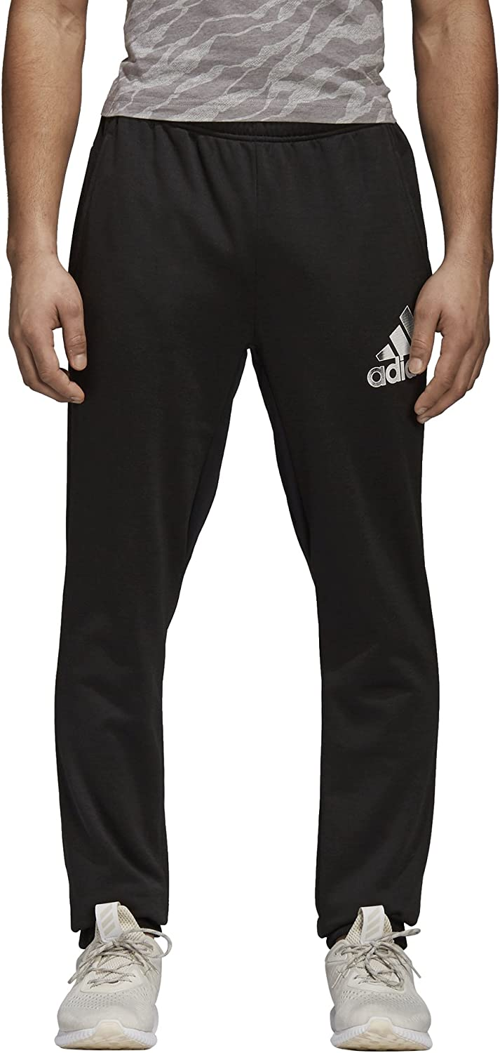 Adidas Men's Badge of Sports Tapered Pant