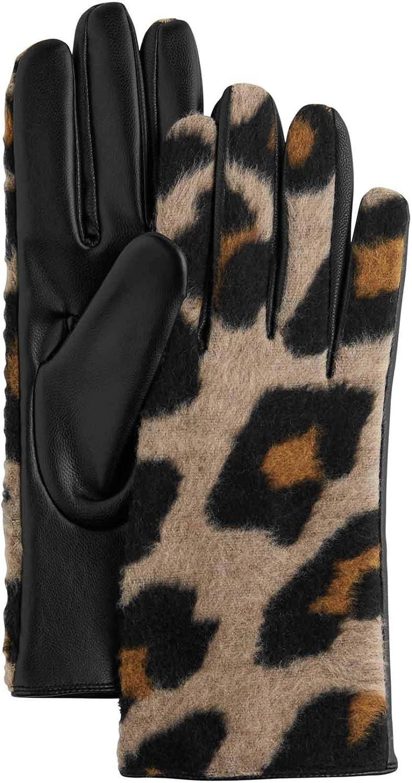 Mud Pie Leopard Gloves