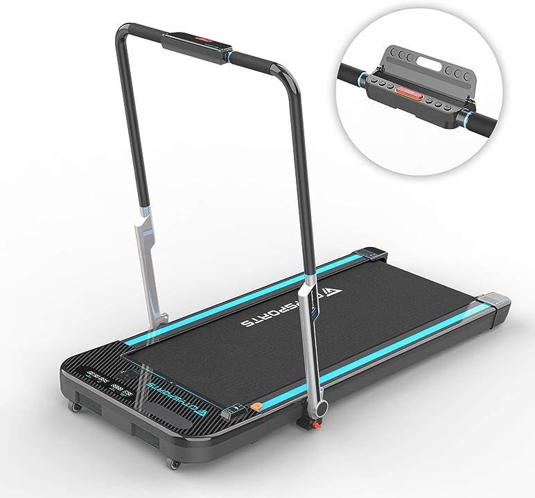 Tapis roulant leggero treadmill elettrico, macchina da corsa per fitness citysport B08FB1LHTH