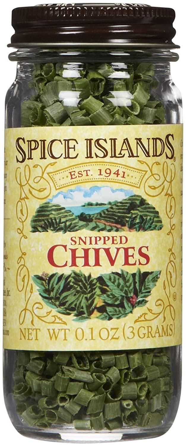 Spice Max 57% OFF Factory outlet Island Snipped Freeze Dried 0.1 - Chives oz