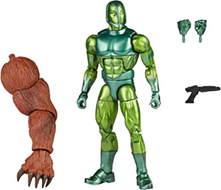 Hasbro Marvel Legends Series 6-inch Vault Guardsman Action Figure Toy, Includes 3 Accessories and Build-A-Figure Part, Pre...
