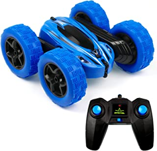 Cheerwing RC Car for Kids 360 Rotating 4WD Double Sided Stunt Car 2.4Ghz High Speed Rock Crawler