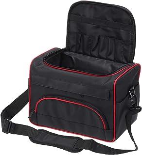 Large Storage Multi-function Portable Hairdressing Makeup Travel Home Hair Stylist Tool Bag Barber Scissor Case Profession...