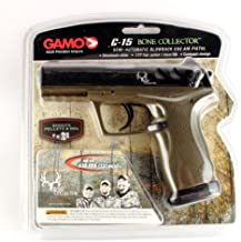 Gamo 611139354 C-15 Bone Collector Pellet/BB Pistol