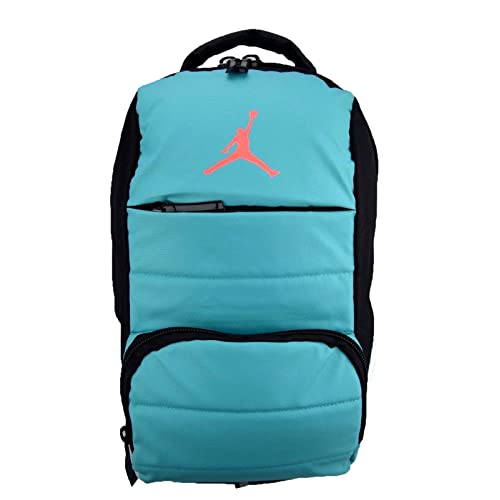 cc4ec5bbdf79 NIKE Air Jordan All World Gym Jumpman Backpack School Bag Light Retro   Hot  Lava