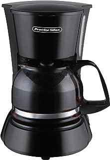 Proctor Silex 48138 Coffee Maker, Black