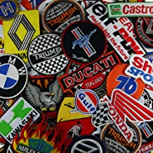 PIRELLI Racing Applique Patches Embroidered