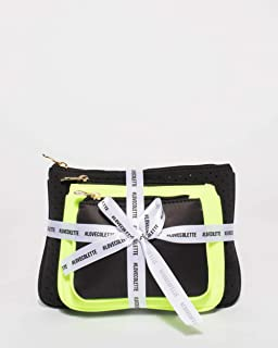 Black Fluorescent Purse Gift Set
