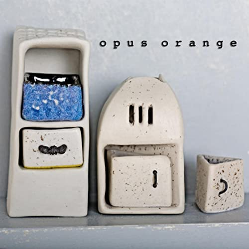 Opus Orange - EP